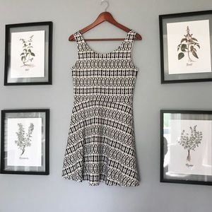 H&M dress. Cute and stretchy